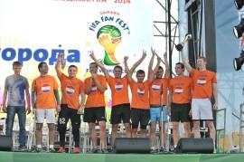фестиваль болельщиков FIFA